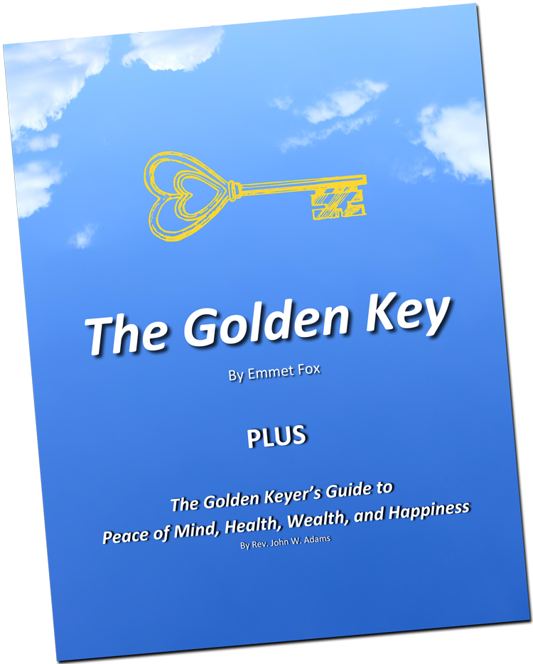 The Golden Key by Emmet Fox